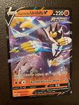 Pokemon - RAPID STRIKE URSHIFU V 087/163 - Battle Styles - Ultra Rare - M