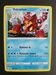 Pokemon Shining Fates Volcanion Rare Card 025/072 NM