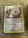 Aggron 1/123 HOLO Mysterious Treasures Pokemon Card USED