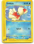111/165 | Goldeen | Expedition | Pokemon Card | Near Mint