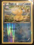 Reverse Holo Psyduck Pokemon Card (BreakPoint Set, 16/122, NM)