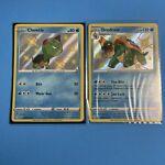 Pokemon TCG Shiny Chewtle & Drednaw -🔥SV028/SV122 Shining Fates Baby Shiny NM/M