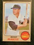 1968 Topps PSA Mickey Mantle #280 Yankees