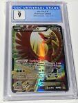 Ho-Oh EX Full Art Ultra Rare 121/122 - Graded CGC 9 MINT Pokemon Card Breakpoint