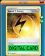 Speed Energy - 173/192 Rebel Clash PTCGO Online Digital Card